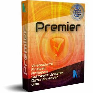 Avast Premium Security 2021 3 PC Geräte 1 Jahr
