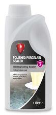 LTP Polished Porcelain Sealer MPG 1Litre for Tile & Marble Worktops & Fireplaces