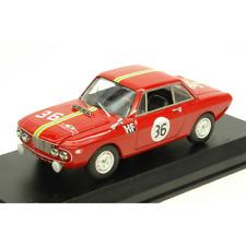 LANCIA FULVIA 1300 HF N.36 WINNER SANREMO 1966 CELLA-LOMBARDINI 1:43 Best Model