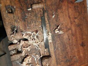 Schäleisen zieheisen schreiner werkzeug tischler
