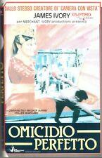 Omicidio Perfetto (1988) VHS  Playtime 1a Ed. Zafar Hai Dinshaw Daji   Jaffray