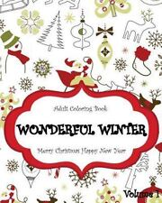 Wonderful Winter Merry Christmas and Happy New Year: Wonderful Winter Merry...
