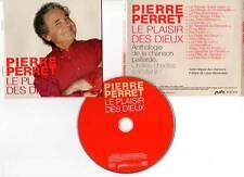 """PIERRE PERRET """"Le Plaisir Des Dieux"""" (CD) 2007"""