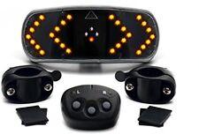 Signal Pod LED Wireless Bike Turning Signals With Indicator Signalling System