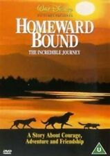Homeward Bound The Incredible Journey DVD 1993 Region 2
