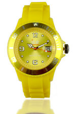 ICE WATCH Armbanduhr Yellow Gelb Silikon Ice-Forever Unisex SI.YW.U.S.09