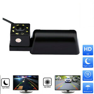 8 LED 170° Rückfahrkamera Auto Kamera Einparkhilfe für Ford Transit Connect Mk7