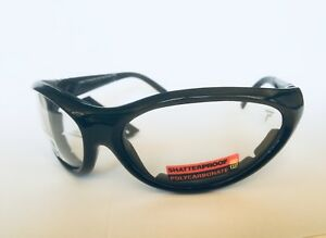 Fuglies FC02 Photochromic Polycarbonate Shatterproof Lenses Safety Glasses NEW