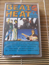Beat The Heat 1991 Various RETRO compilation MIX cassette Tape