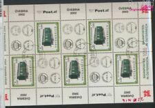 Autriche 2380 Feuille miniature oblitéré 2002 Jour le Timbre (7976762