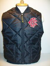 Chicago Fire Department Letter Nest Navy Quilted Vest