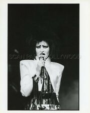 SIOUXIE AND THE BANSHEES 80s VINTAGE PHOTO ORIGINAL
