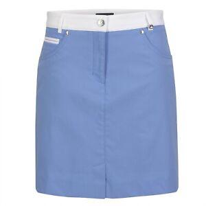 NWT Golfino Ladies Palm Beach Blue sz 6 8 10 12 Golf Skort 4360324 527 NEW