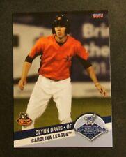 2014 Choice, Carolina League A/S, Frederick Keys - GLYNN DAVIS