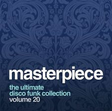 Masterpiece Vol. 20 - The ultimate disco funk collection  new cd ptg