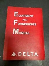 747 Delta Equipment Manual