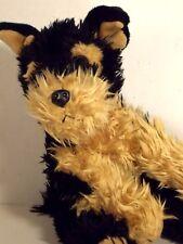 "Russ Berrie TERRIER ""DEWIE"" 10"" Stuff Plush Animal Pet DOG"
