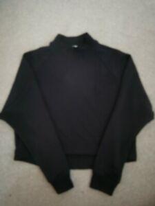 Lululemon Sweatshirt cropped Excellent Condition size 4
