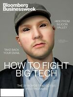 BLOOMBERG BUSINESSWEEK MAGAZINE AUGUST 12 2019- HOW TO FIGHT BIG TECH