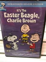 It's The Easter Beagle, Charlie Brown DVD Remastered Deluxe Edition Sealed