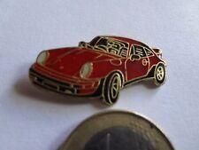 Pin, Auto Pin, Porsche 911 Turbo, rot