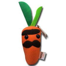 "10"" Moustache Carrot Flaky Friends Stuffed Animals Soft Plush Toy New"
