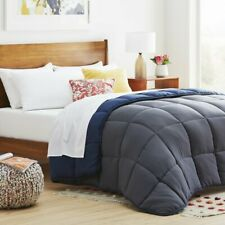 Microfiber Down Alternative Comforter Perfect for curling up and staying warm