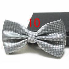 Gentle Men Boy Bowtie Wedding Party Bow Tie Novelty Tuxedo Necktie Adjustable