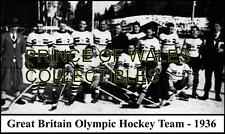 1936 GREAT BRITAIN OLYMPIC TEAM PHOTO 8X10
