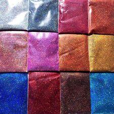 100g Fine Glitter Dust powder Hologram Metallic Holographic Nail Body Art Craft