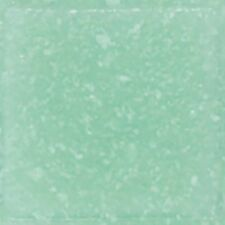 "75 3/4"" Carribean Green Vitreous Glass Mosaic Tiles"