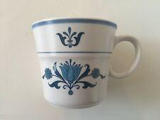 Noritake Progression China Japan 9004 BLUE HAVEN - TEA CUP / COFFEE MUG