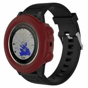 NEW Silicone Rubber Protective Case Cover for Garmin Fenix 5 5X GPS Sport Watch