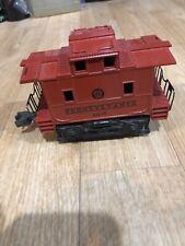 Box2) PRR Pennsylvania Caboose 6070 Red