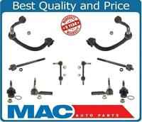 NEW Upper Control Arms Lower Ball Joints for 07-16 Expedition 09-14 F150 4Pc