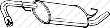 Mittelschalldämpfer für Abgasanlage BOSAL 145-231