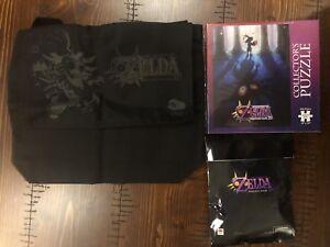 Legend Of Zelda Majora's Mask Collectors Bundle Nintendo
