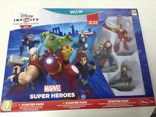 DISNEY INFINITY 2.0 MARVEL SUPER HEROES STARTER PACK . Pal España