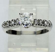 Anillos de joyería con diamantes anillo de compromiso diamante VS1