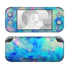 Nintendo Switch Lite Skin - Electrify Ice Blue - Decal Sticker DecalGirl