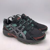 Asics T383Q Gel-Venture 4 Pink Gray Blue Women's Running Shoes Size 9.5 Sneakers