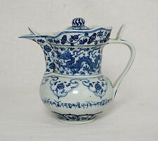 Chinese  Blue and White  Porcelain  Teapot       M2466