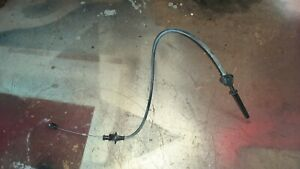 1993 Chevy Suburban 1500 Gas Accelerator Pedal Throttle Cable OEM