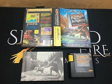 King's Bounty - The Conqueror's Quest - SEGA Mega Drive (TESTED/WORKING) UK PAL