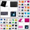 For Macbook Pro/Air/MCwhite/Retina 11 13 15 Screen protecter keyboard cover bag