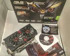 Asus ROG STRIX GTX 960 4GB DDR5 OC Edition GPU Graphics Card nVidia GeForce VR