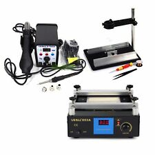 FOR YIHUA Hot air gun Soldering Iron Rework Station Preheat stand holder SMD BGA