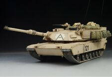 Award Winner Built Tamiya 1/35 US Abrams M1A1 MBT + Accessories