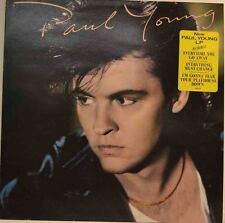 "PAUL YOUNG - SAME - THE SECRET OF ASSOCIATION 12"" LP (W183)"