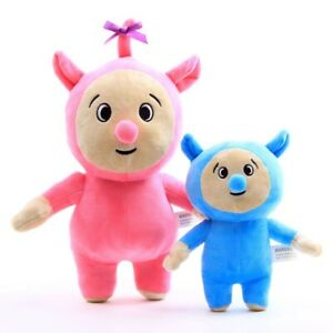 Billy and Bam Bam Plush Figure Toy Baby TV Soft Stuffed Doll for Kids Gift